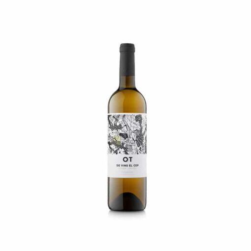 ot blanc terrer vins el cep penedes
