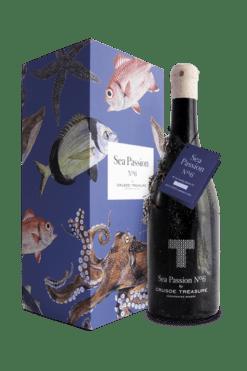 Sea passion 6 tempranillo maturana rioja vino submarino crusoe treasure
