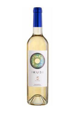 Ikusi blanco chardonnay navarra