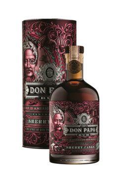 ron don papa sherry cask