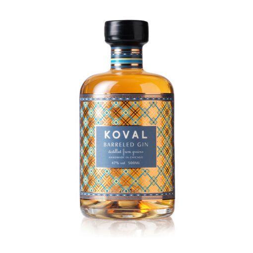koval gin barreled