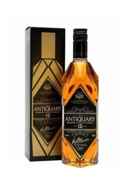 the antiquary 12 years