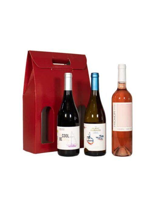 LOTE NAVIDAD 10 pack vinos catalanes 1
