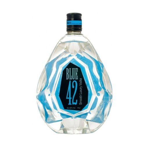 blue 42 vodka
